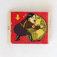 War Bonds Matchbook. Made in the USA, c. 1940-1945. ID#3790
