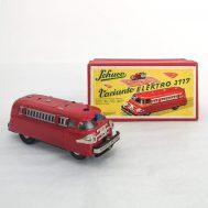 Varianto Elektro Fire Truck. Made in Western Germany, c. 1955. ID#2735