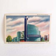 1939 New York World's Fair Postcard.