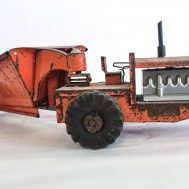Structo Bottom-Dumper. Made in the USA, c. 1950.